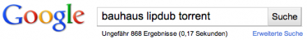 "Google Search: ""bauhaus lipdub torrent"""